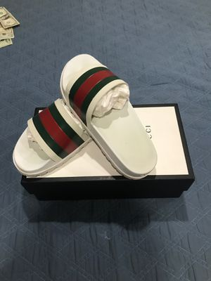 Gucci slides for Sale in Bell Gardens, CA