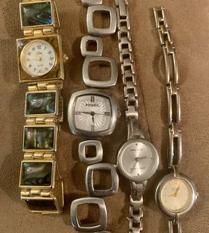 4 vintage ladies watches for Sale in Payson, AZ