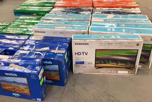 Tvs starting at 89.99 HZ for Sale in Chino Hills, CA