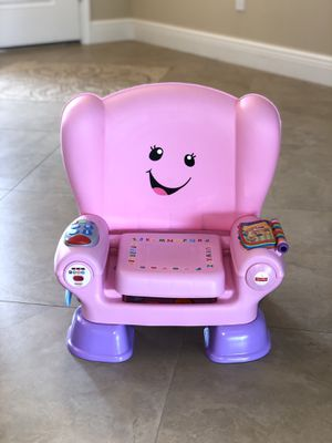 Fisher-Price Laugh & Learn Smart Stages Chair (EXCELLENT CONDITION)- $5 for Sale in Port St. Lucie, FL
