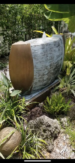 Garden Fountain for Sale in Miami, FL