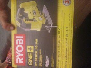 Ryobi One+ 18v Orbital Jigsaw. tool only for Sale in Denver, CO
