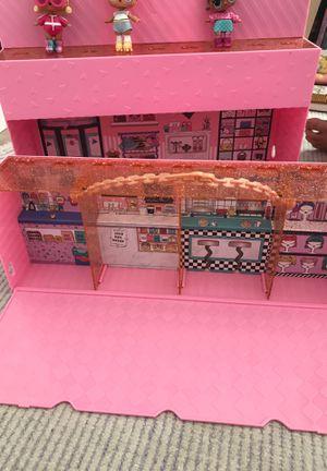 Lol dolls, display case for Sale in Orinda, CA