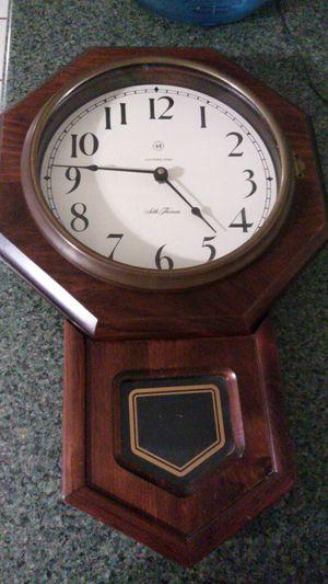 Antique Seth Thomas Drop Octagon Clock for Sale in Phoenix, AZ