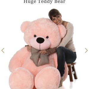 72 in pink cuddle :Giant Teddy for Sale in Quincy, MA