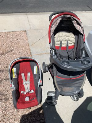 Graco stroller and car seat combo for Sale in Surprise, AZ