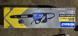 KOBALT CHAINSAW for Sale in Fremont, CA