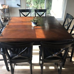 Square Kitchen Table *Seats 8* 60X60 for Sale in Port Orchard, WA