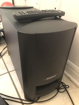CineMate Digital 2.1 Channel Home Theater Speaker System for Sale in Waco, TX