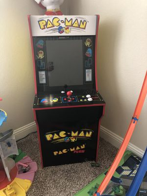 Pac-man Arcade for Sale in Little Elm, TX