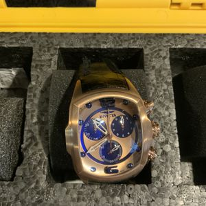 Invicta Copper And Blue Watch for Sale in Las Vegas, NV