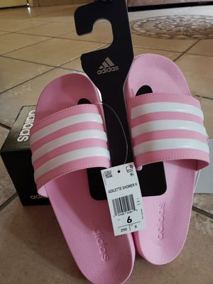 Adidas Adilette shower slides for Sale in Selma, CA