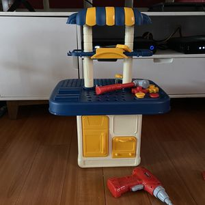 Kids Tool Kit/Bench for Sale in Fremont, CA