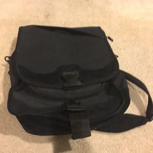 Black messenger bag for Sale in Port St. Lucie, FL