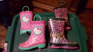 rain boots for Sale in Sanford, NC