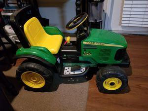 John Deere tractor 2speed w/reverse (kids) for Sale in Houston, TX