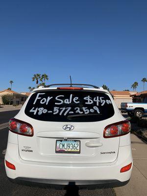 Hyundai Santa Fe for Sale in Chandler, AZ