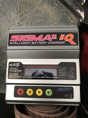 Sigma II intelligent battery charger. for Sale in Lake Forest, CA