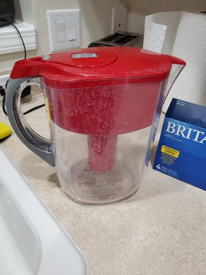 Brita Filter Water Pitcher for Sale in Tampa, FL