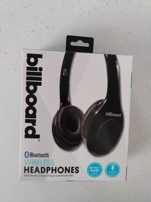 Bluetooth Headphones For Any Device, Never Used, $20 for Sale in Winter Haven, FL