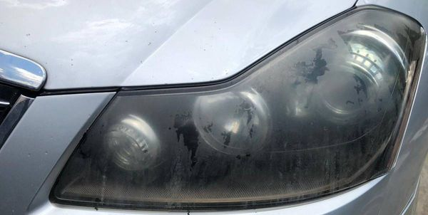 2008 2009 2010 INFINITI M35 M45 FRONT LEFT DRIVER SIDE HEADLIGHT XENON