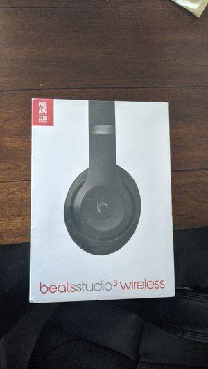 Beats by Dre Studio 3 Wireless Headphones for Sale in Aurora, CO