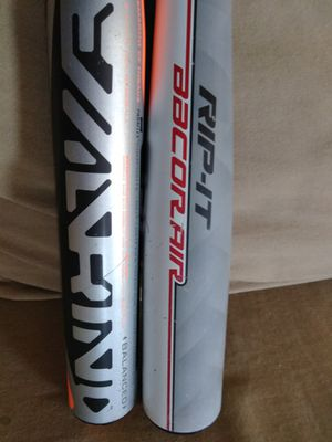 BASEBALL BATS BBCOR CERTIFIED & DEMARINI CF INSANE for Sale in Thousand Oaks, CA