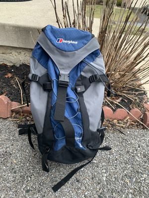 Hiking backpack(Perfect condition. Used just briefly. Very clean inside and out) for Sale in Elkridge, MD