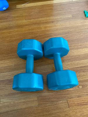 8 lb weights for Sale in Hollywood, FL