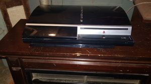 Playstation 3 only has power cord and hdmi cord for Sale in Granville, WV