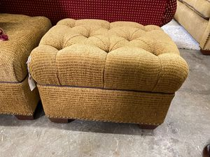 Small rectangle ottoman for Sale in San Diego, CA