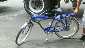 Sharper image electric bicycle for Sale in Brooklyn, NY