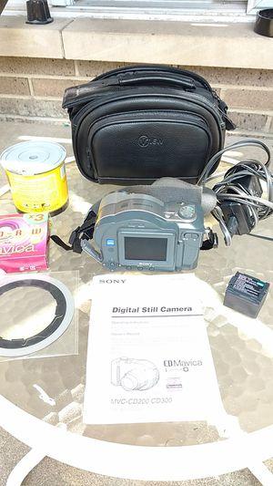 Sony Mavica Digital Camera for Sale in Kalamazoo, MI