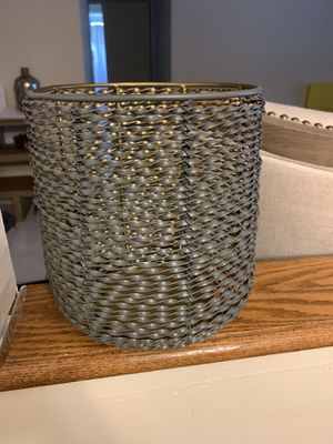 Candle Holder (uses 3x3 pillar candle size-not included) for Sale in Fort Lauderdale, FL