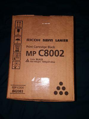 Ricoh print cartridge (black) for Sale in Centreville, VA