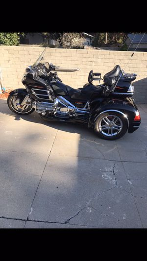 "2008 ""1800 GoldWing Honda Motorcycle"" for Sale in Alhambra, CA"