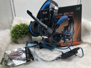 Pro Gaming Headset-Brand New for Sale in Taylorsville, UT