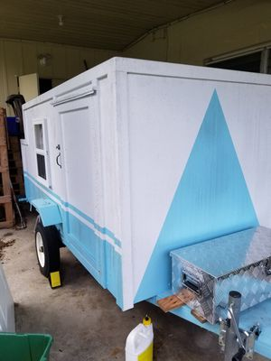 Two person teardrop type camper for Sale in Orlando, FL