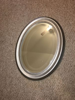 Decorative Oval Mirror for Sale in Deltona, FL