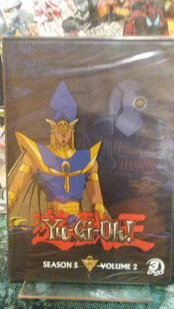 Yu -gi-oh! Season 5 volume 2 brand new factory sealed dvd for Sale in Yakima,  WA