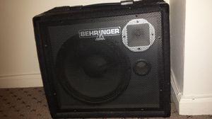 Behringer 90watt keyboard amp/PA for Sale in Queens, NY
