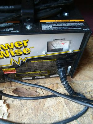SOLD Golf cart charger for Sale in Jonesville, MI