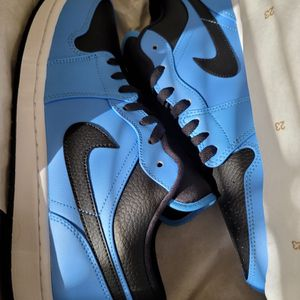 Jordan 1 Low Too University Blue for Sale in Las Vegas, NV