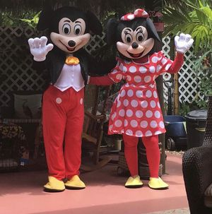 HAVE FUN WITH MICKEY,MINNIE OR BOTH for Sale in Hialeah, FL