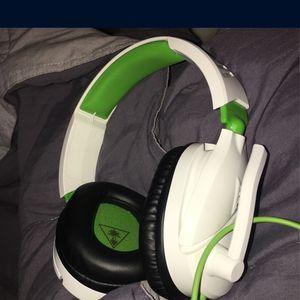 Xbox One Turtle Beach Headset for Sale in Glendale, AZ
