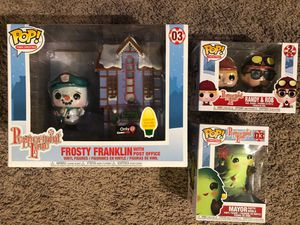 Peppermint lane Christmas funkos for Sale in University Place, WA