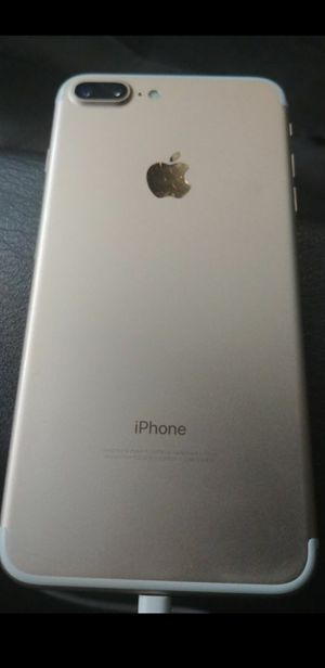 IPhone 7 Plus ATT, 128 GB, Rose Gold, MINT (Firm Price) for Sale in Chicago, IL