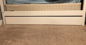 Trundle for twin sized bed for Sale in Sutton, MA