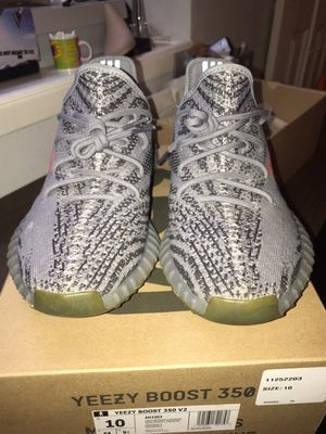 Yeezy 350 beluga 2.0 -used for Sale in Houston, TX