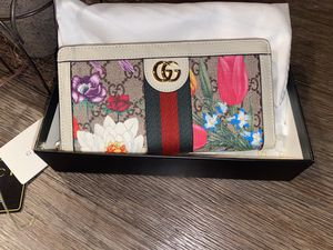GUCCI Ophidia GG Flora Wallet for Sale in Pickerington, OH